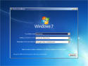 Installatie Windows 7