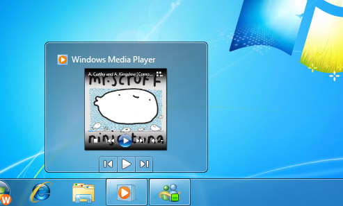 Windows Media Player 12 Mini